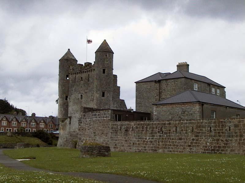 Замок Эннискиллен