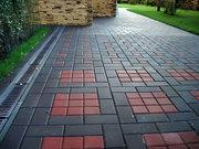 Укладка тротуарной плитки в Солигорске от 50м2