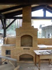 Кладка:Печь,  Камин,  Барбекю в Солигорске и районе - foto 2