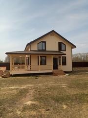 Каркасное строительство домов,  бань,  дач в Солигорске