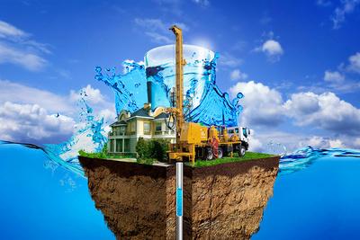 Бурение скважин на воду в Солигорске - main