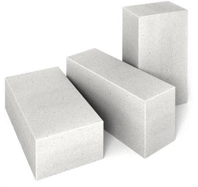 Блоки для стен на клей - main
